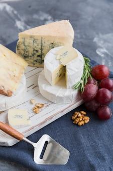 Kaas voorgerecht