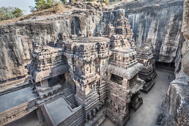 Kailas-tempel, ellora