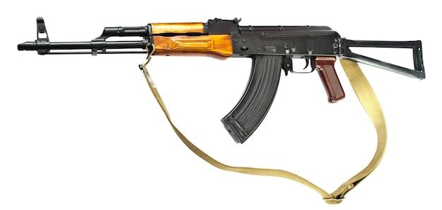 Kalashnikov ak47 dichten