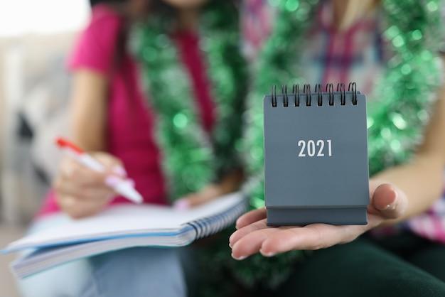 Kalender voor 2021