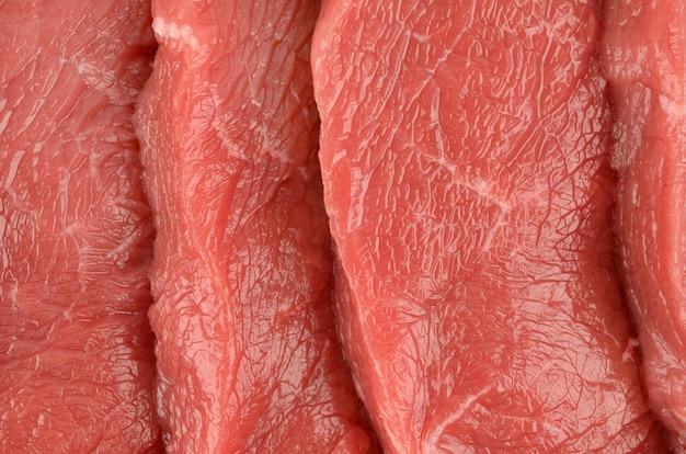 Kalfsvlees close-up