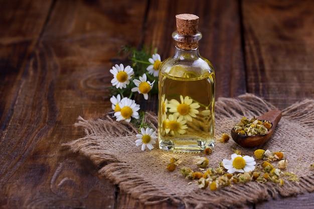 Kamilleolie aromatherapie