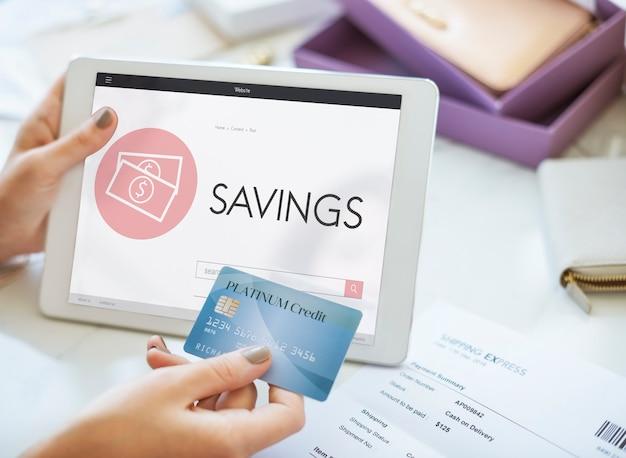 Kapitalisme cash credit inkomsten banking voorraad concept