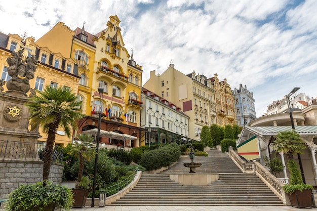 Karlovy vary centrum