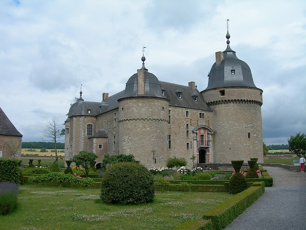 Kasteel chteau de belgië lavaux sainte anne chateau