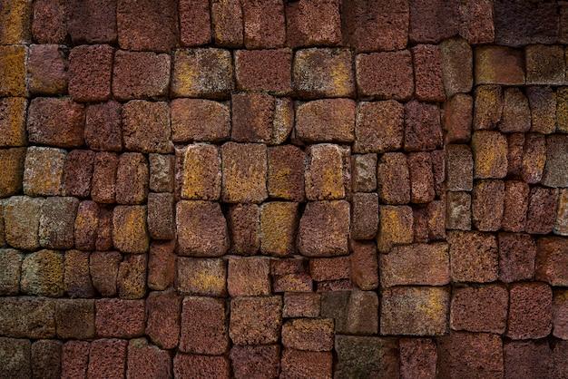 Kasteel stenen muur achtergrond