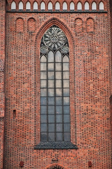 Kathedraal in poznan van polen