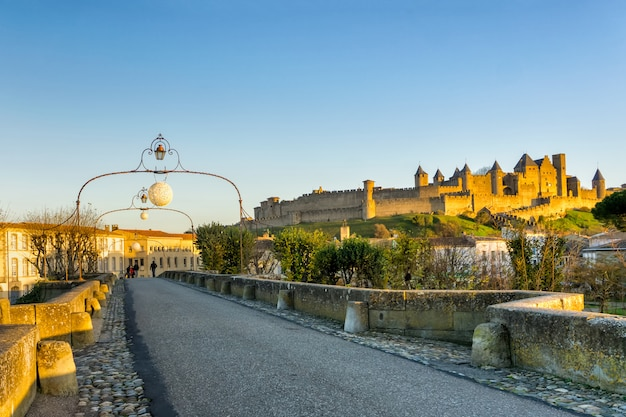 Kathedraal saint michel van carcassonne