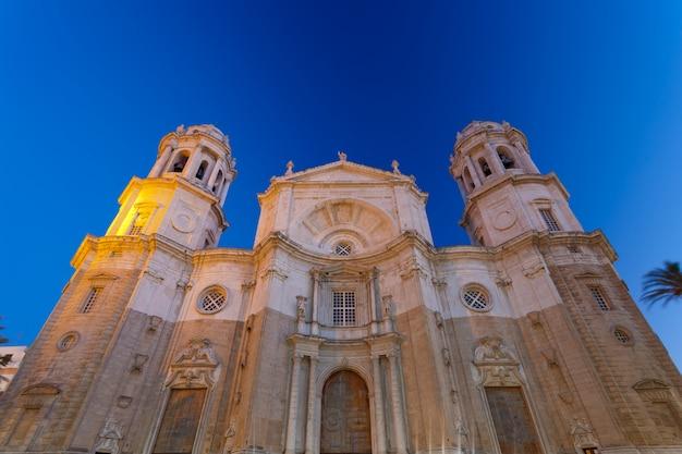 Kathedraal van cadiz