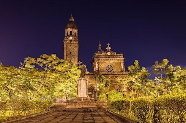Kathedraal van manilla