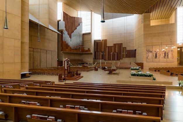 Kathedraal van onze lieve vrouw van de engelen in los angeles