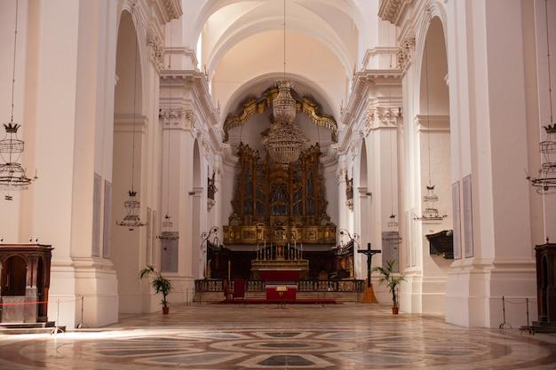 Kathedraal van san nicolò l'arena, catania