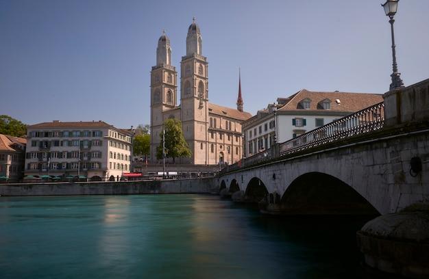 Kathedraal van zürich
