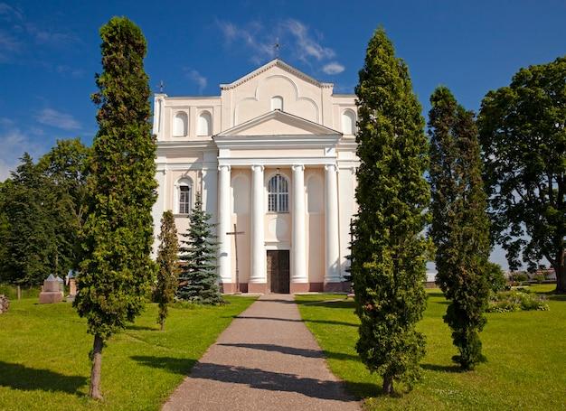 Katholieke kerk - de katholieke kerk gelegen op het grondgebied van