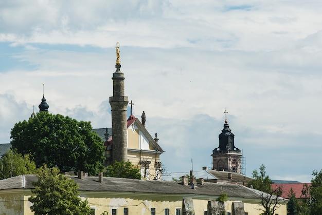 Katholieke kerk in de oude stad