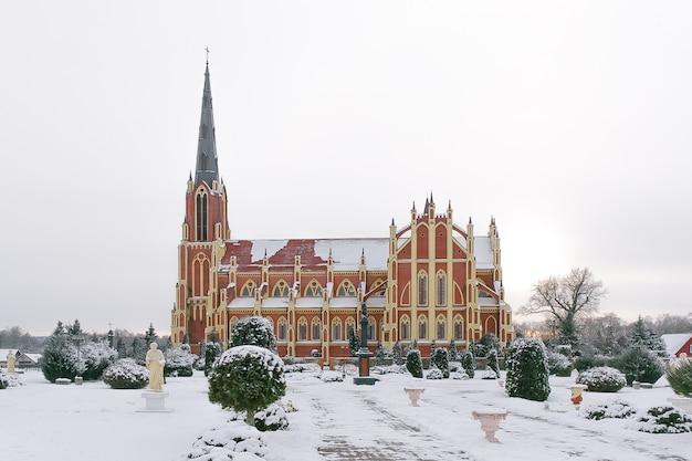 Katholieke kerk in gervyaty