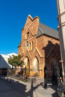 Katholieke kerk in tbilisi, christelijke religie, georgië