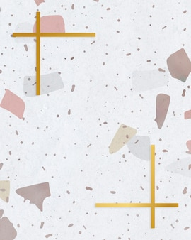 Keramische tegel achtergrond frame