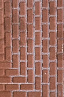 Keramische tegel baksteen abstract mozaïek achtergrond