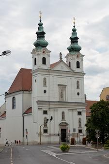 Kerk in sopron