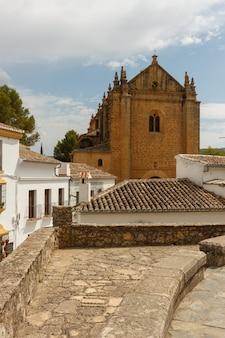 Kerk van de heilige geest ronde in ronda
