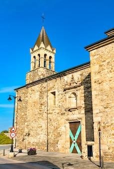 Kerk van san andres in ponferrada