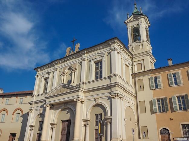 Kerk van san guglielmo in chieri