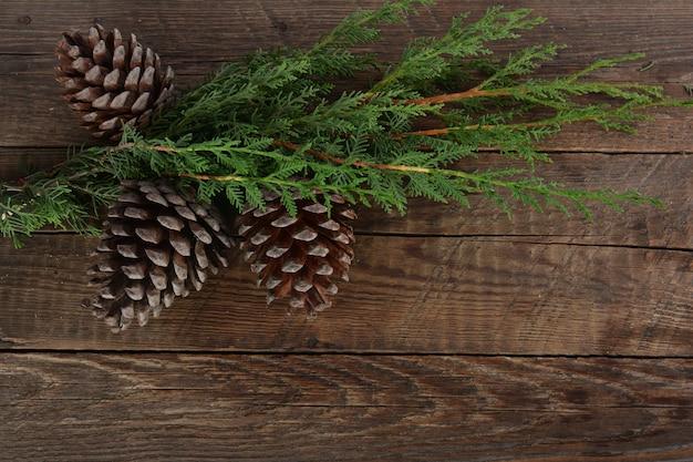Kerst achtergrond nieuwjaar thema