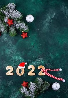 Kerst- en nieuwjaarskoekjes