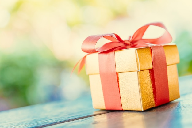 Kerst geschenkdoos
