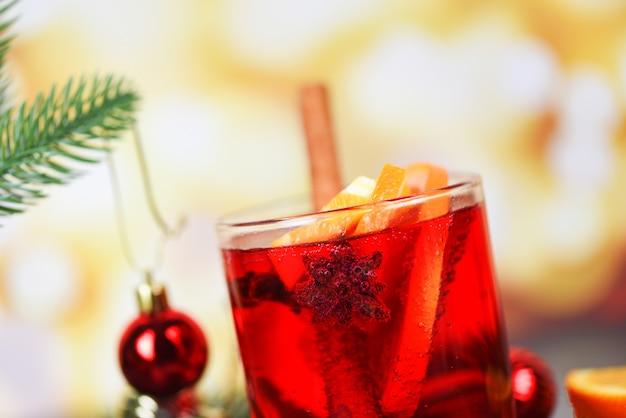 Kerst glühwein