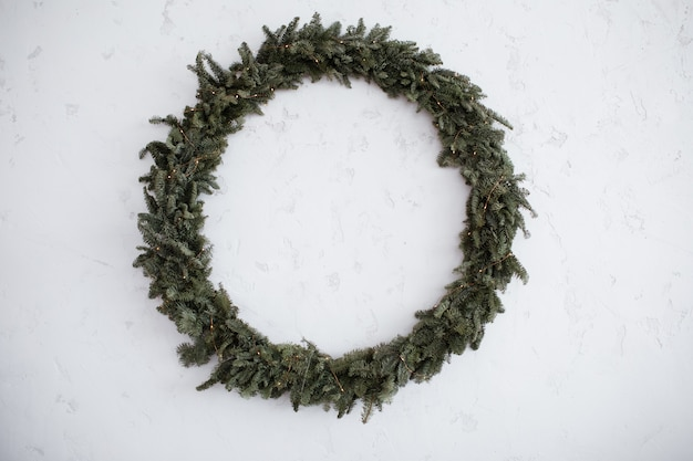 Kerst grote krans