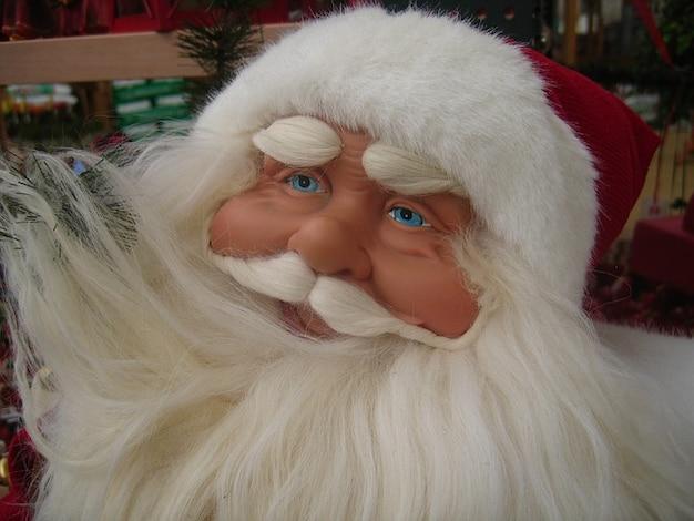Kerst heilige komst santa claus nicholas