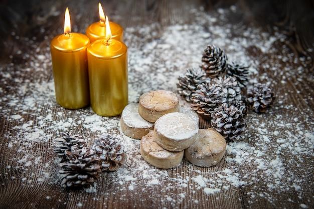 Kerst polvoronen