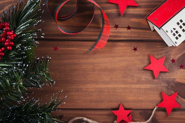 Kerst samenstelling