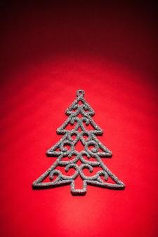 Kerst speelgoed symbool van dennenboom
