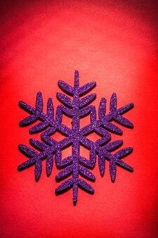 Kerst speelgoed symbool vlok