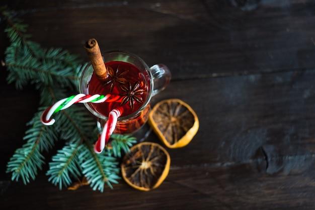 Kerst tijd concept