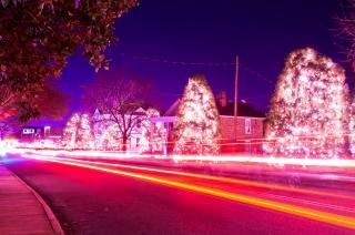 Kerst Town USA