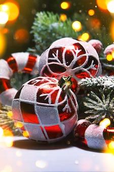 Kerst vakantie achtergrond.