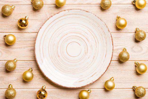 Kerst versiering. gelukkig nieuwjaar concept