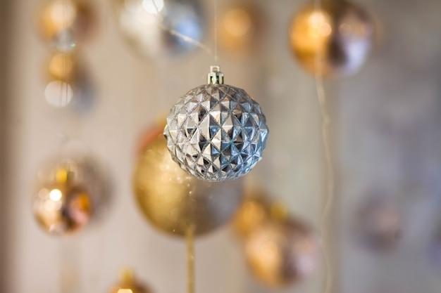 Kerstboom ballen