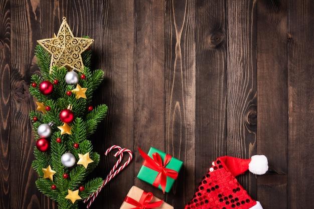 Kerstcadeautjes en decoraties