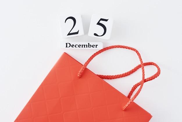 Kerstcadeautjes voor familie of vrienden concept