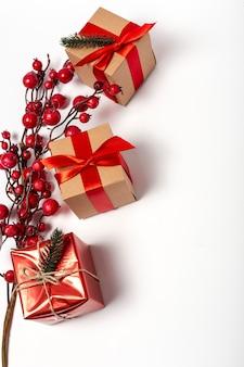 Kerstdecoratie samenstelling