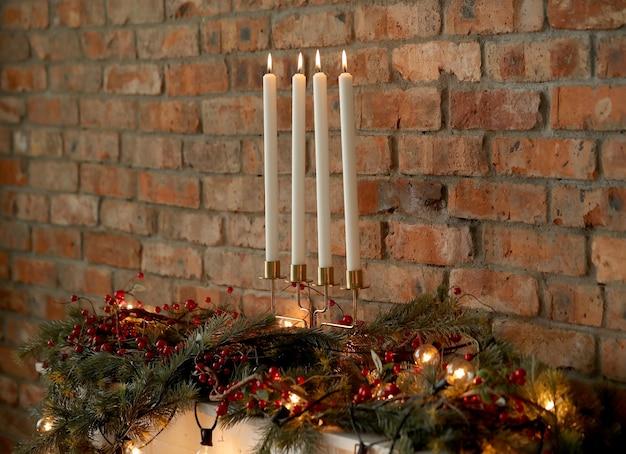 Kerstdecoratie thuis