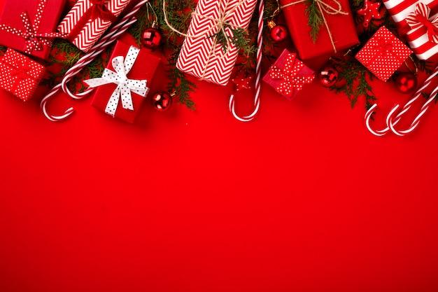 Kerstdozen geschenken