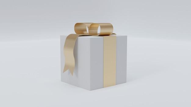 Kerstgroet met realistische decoratie-elementen