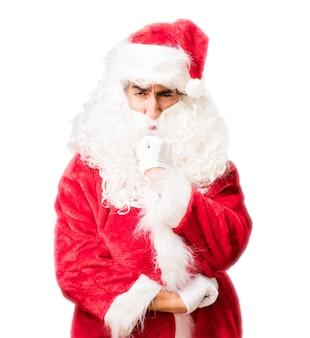 Kerstman doordachte