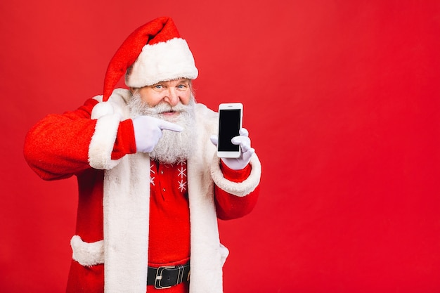Kerstman portret